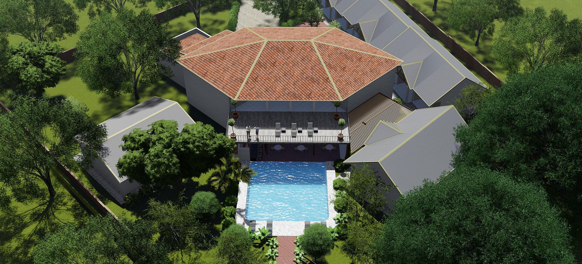 Nkhosi Guest Lodge Victoria Falls