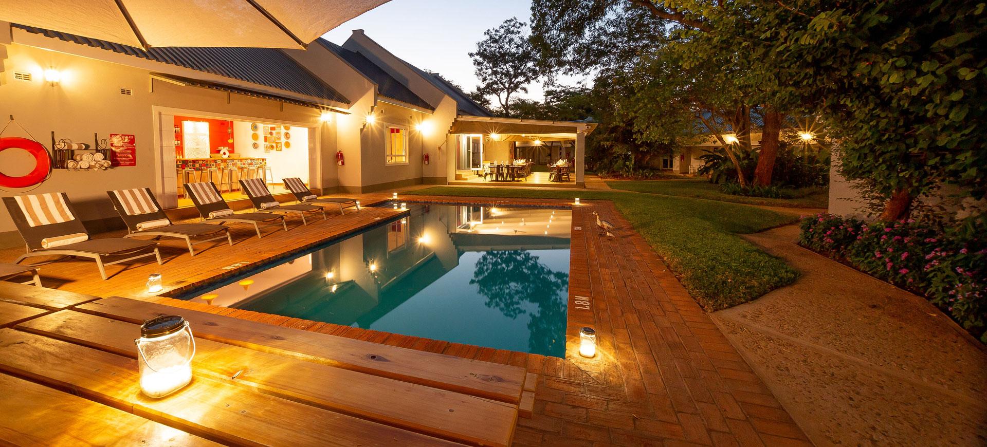 Phezulu Lodge Victoria Falls